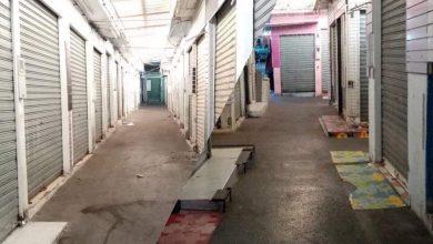 تجار سوق كسبراطا يغلقون محلاتهم حتى إشعار آخر 6