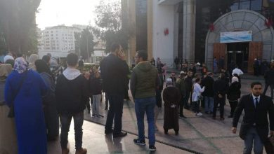 أولى جلسات محاكمة معتقلي 27 طن تشهد حضور حاشد للمهنيين 11