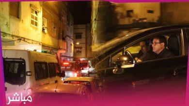 والي أمن طنجة يقود حملة غير مسبوقة في أحياء المدينة لمراقبة إجراءات حظر التجوال 1