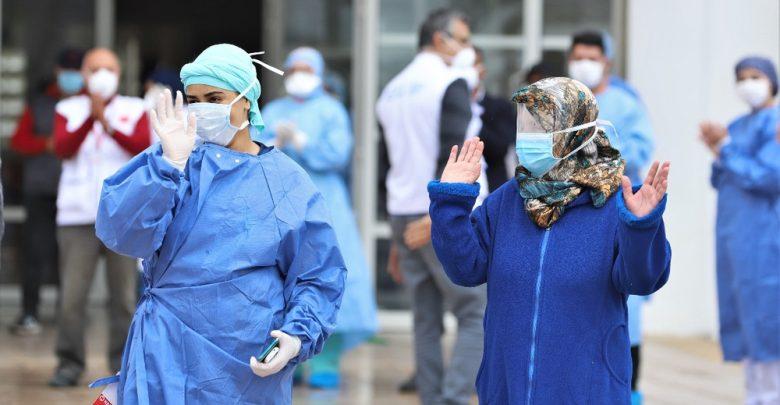 خلال 18 ساعة..المغرب يسجل 205 حالة شفاء جديدة وصفر حالة وفاة 1