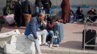 سفارة المغرب والقنصلية العامة للمملكة تتوليان إيواء المغاربة العالقين بتونس 3