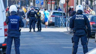 أعمال عنف وشغب ضد الشرطة بشوارع بروكسيل بسبب وفاة شاب مغربي 3