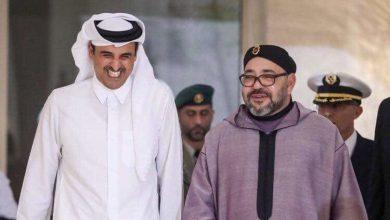 أمير قطر يهنئ الملك محمد السادس بحلول شهر رمضان 6