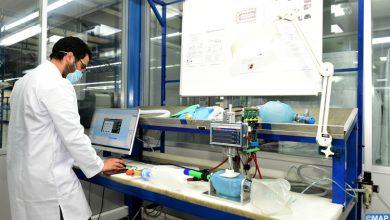 اطر مغربية تنهي تصنيع 500 جهاز تنفس إصطناعي الأسبوع المقبل 6
