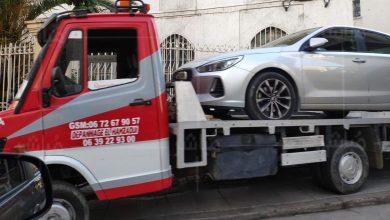 توقيف عدة اشخاص وايداع سياراتهم في المحجز بسبب حالة الطوارئ 5