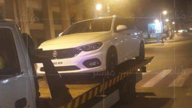 توقيف شخص بطنجة وإيداع سيارته في المحجز الجماعي بعد مخالفته لحالة الطوارئ 4