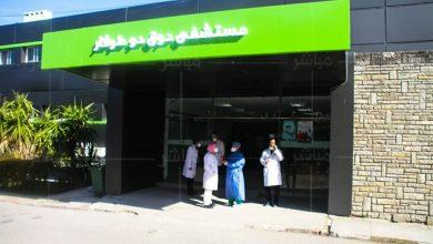 مصاب بكورونا يفر من مستشفى دو طوفار بطنجة والسلطات تبحث عنه 3