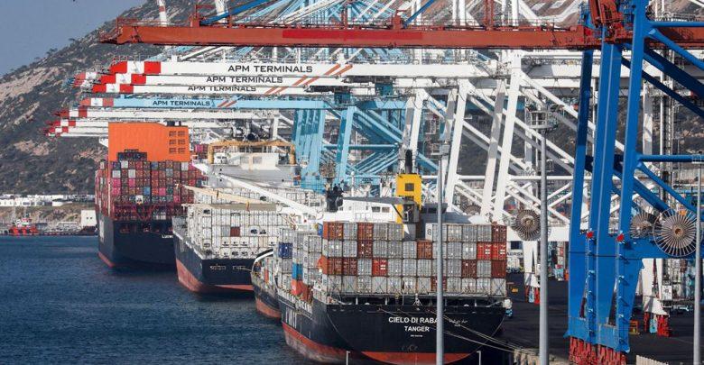 ارتفاع بنسبة 14.5 في المائة في إجمالي الرواج المينائي سنة 2020 1