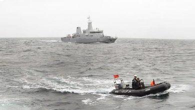 البحرية الملك توقف 26 مرشحا للهجرة غير الشرعية 4