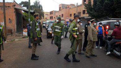 توقيف قائد بسبب خرق حالة الطوارئ 6