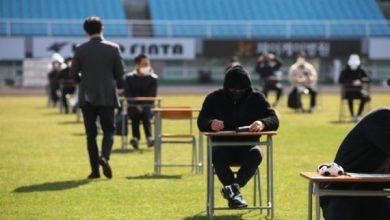 جهة طنجة..اللجوء إلى المنشآت الرياضية والمدرجات الجامعية لإجراء امتحانات البكالوريا 8