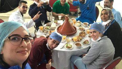 مختبر يوفر فطور مجاني لأطر مستشفى محمد الخامس لمدة 5 أيام 10