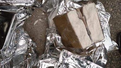 حجز كميات من الكوكايين الخام بميناء طنجة المتوسط (صور) 2