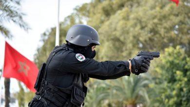 ضابط شرطة يطلق الرصاص على شخص احتجز عون سلطة بالعرائش 3