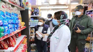 تسجيل 421 مخالفة وإتلاف 42 طنا من المواد الغذائية الفاسدة 4