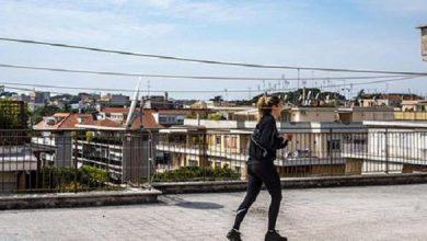"""""""سطحاطون"""" أول سباق خاص بالحجر الصحي على أسطح المنازل بالمغرب 2"""
