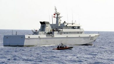 البحرية الملكية توقف 157 مهاجرا سريا في عرض البحر 3