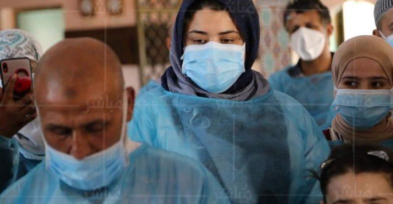 46 إصابة و109 حالات شفاء بالمغرب خلال 24 ساعة 1
