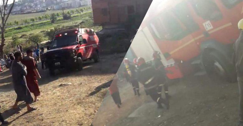 انفجار قنينة غاز يودي بحياة سيدة أربعينية بطنجة 1