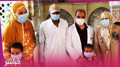 20 حالة تلتحق بعائلاتها وتغادر فندق أهلا المخصص للحجر الصحي بطنجة 5