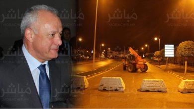 على متن حافلة..مهيدية يتفقد إجراءات الطوارئ رفقة مسؤولي المدينة 2