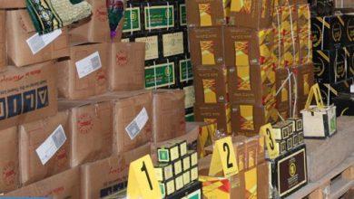 إتلاف 4935 طنا من المنتجات الغذائية غير الصالحة للاستهلاك خلال 4 أشهر 2
