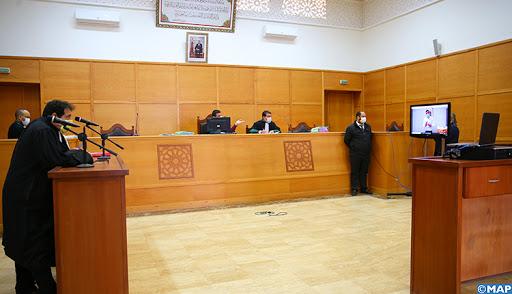 محاكمة أزيد من 20 ألف معتقلا عن بعد 1