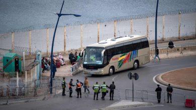 المغرب يفتح الحدود في وجه 500 مواطن عالق في مليلية 3