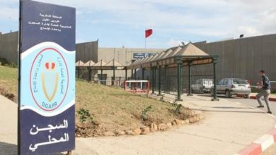 اعتقال عميد شرطة بطنجة وإيداعه سجن الصومال بتطوان 4