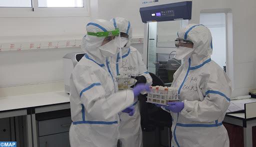 مختبر جديد لإجراء تحاليل كورونا بتطوان 1