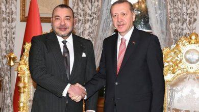 الملف الليبي يجمع أردوغان والملك محمد السادس في الرباط 3