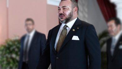 الملك محمد السادس يحل بطنجة يوم غد الإثنين 2