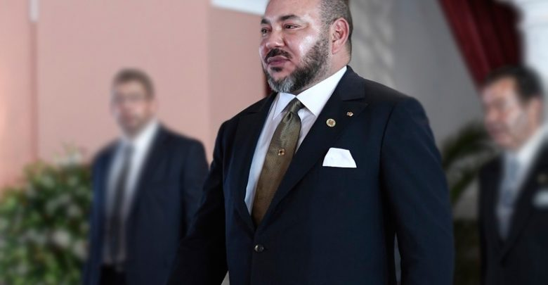 الملك محمد السادس يحل بطنجة يوم غد الإثنين 1