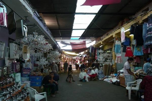تأجيل افتتاح سوق كاسباراطا إلى يوم السبت 1