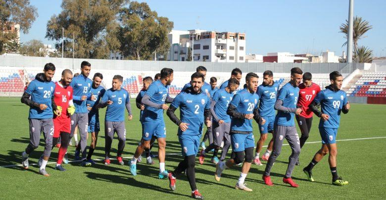 جمعيات رياضية تمنع المغرب التطواني من استئناف التداريب 1