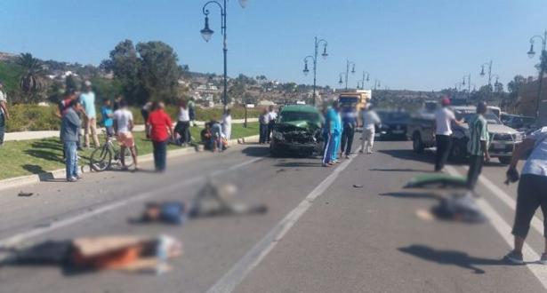 حوادث السير تخلف 10 قتلى و 672 جريحا في ظرف أسبوع 1
