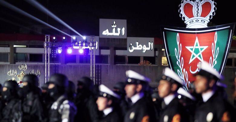 توقيف ضابطين غشا خلال اجتياز مباريات مهنية 1