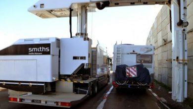 السكانير يطيح بشاحنة محملة بالحشيش بميناء طنجة المتوسط 8
