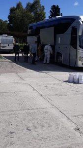 سلطات طنجة تشرع في نقل المصابين بكورونا لبنسليمان 2