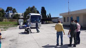 سلطات طنجة تشرع في نقل المصابين بكورونا لبنسليمان 4