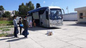 سلطات طنجة تشرع في نقل المصابين بكورونا لبنسليمان 5