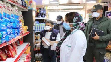 الداخلية تتوعد بإغلاق المحلات والمقاولات المخلة بضوابط السلامة الصحية 4
