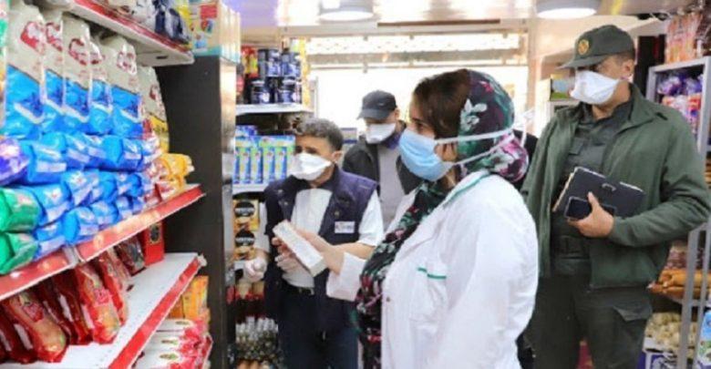 الداخلية تتوعد بإغلاق المحلات والمقاولات المخلة بضوابط السلامة الصحية 1