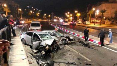 انخفاض عدد القتلى بسبب حوادث السير بنسبة 64,73 في المائة 4