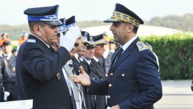 تعيينات جديدة في مناصب المسؤولية بمختلف المصالح الجهوية للأمن الوطني 4