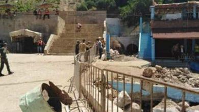 سلطات تطوان تغلق منتزه الزرقا وتمنع السباحة فيه 6