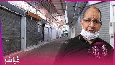 توسعة ممرات سوق كاسبراطا تمهيدا لإعادة افتتاحه 5