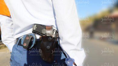شرطي يطلق الرصاص على سارق عرض عناصر الشرطة للخطر 5