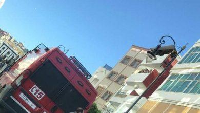 سقوط شاب من الطابق الرابع بحي بني مكادة بطنجة 6