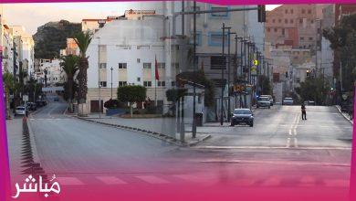 شوارع الحسيمة كما لم تراها من قبل بسبب التزام الساكنة للحجر الصحي 5